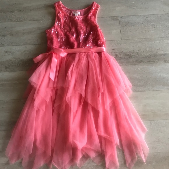 Cat & Jack Sequin Dress